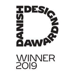 Danish design award winner 2019