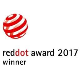 reddot award winner 2017