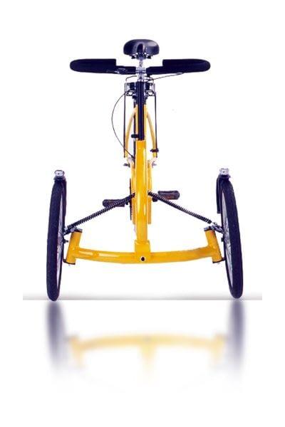 Jørn Iversen handicapcykler