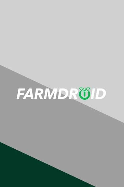 Farmdroid logo 3PART